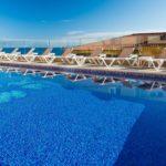 Pool und Solarium